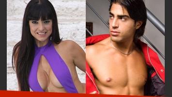 Alejandro Cupito confirmó su romance con Andrea Estévez. (Foto:Web)