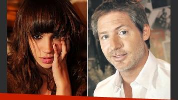 Celeste Cid y Adrián Suar, la verdad sobre la continuidad de la actriz en El Lobo. (Foto: Web)