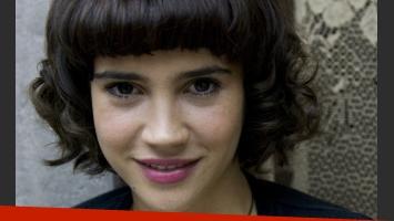 Celeste Cid no actuará en El Lobo. (Foto: Web)