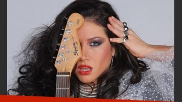 Adabel Guerrero, diosa rockera. (Foto: Eltrecetv.com)
