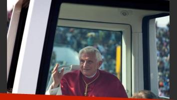 Joseph Ratzinger ¿pagaría una multa de 80 euros?