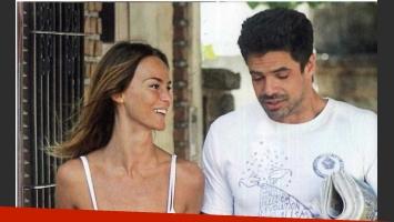 Sabrina Rojas y Luciano Castro, confirmaron su amor. (Foto: Caras)