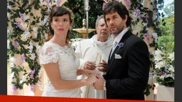 Los Unicos: así será el casamiento de Mariano Martínez y Siciliani. (Foto: El Trece)