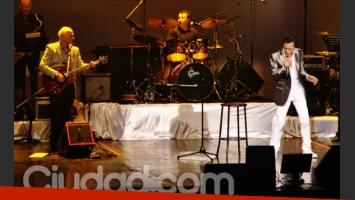 Palito Ortega cantó en el Gran Rex (Foto: Jennifer Rubio - Ciudad.com)