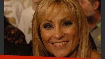 Marcela Tauro, ¿se va o se queda en Intrusos? (Foto: Web)