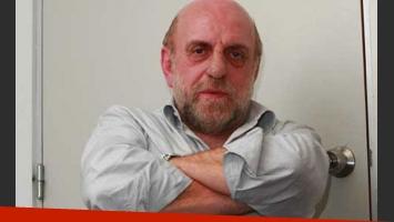 Horacio Pagani, al quirófano. (Foto: Web)