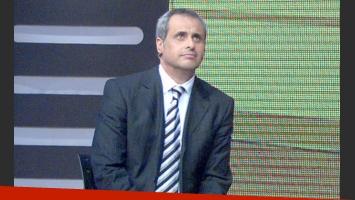 Jorge Rial renunció definitivamente a Gran Hermano 2012. (Foto: Telefe)