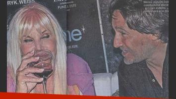 Susana Giménez disfruta del verano en Punta… ¿con nueva compañía? (Foto: Diario Libre)