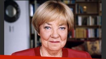 La inolvidable María Elena Walsh. (Foto: Web)