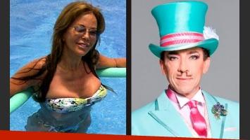 Graciela Alfano se defendió de la acusación de Aníbal Pachano. (Foto: Web)
