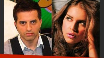 Zaira Nara y Angel De Brito se sacaron chispas en Soñando. (Foto: Web)