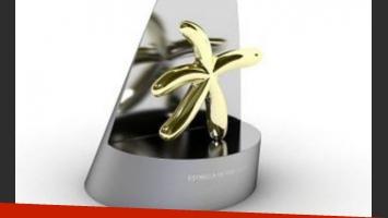 El premio Estrella de Mar.