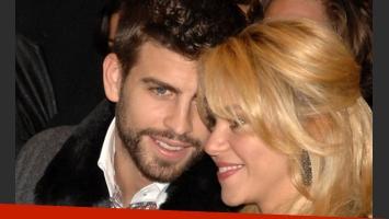 Gerard Piqué sorprendió a Shakira con un increíble regalo (Foto: Web).