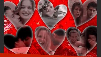 La pareja más linda de GH 2012 es la de Ezequiel y Victoria, según los usuarios de Ciudad.com.