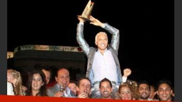 Se entregaron los premios Carlos en la villa cordobesa. (Foto: La Voz del Interior)