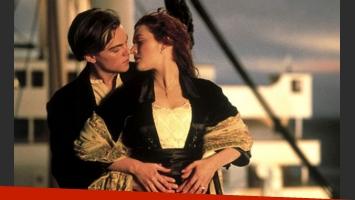 La increíble reacción de Kate Winslet al verse a sí misma en Titanic en 3D