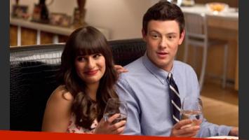 Los protagonistas de Glee, ¿novios en la vida real? (Foto: Web)