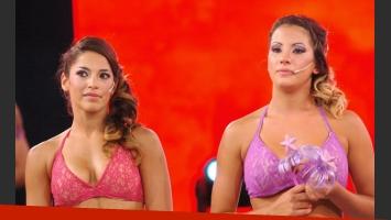 Yanina Iglesias y Soledad Cescato, mano a mano en el duelo de Soñando por bailar 2. (Foto: Ideas del Sur)