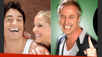 Dulce Amor y Minuto para ganar, claves para Telefe en el rating de febrero. (Fotos: Telefe)