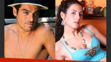 Cristian Urrizaga y Loreley Donate se