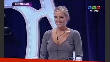 Walquiria D'Amato ganó la trivia de Gran Hermano 2012 y recuperó 50.000 pesos del hipotético premio. (Foto: TV)