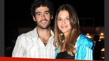 Marcela Kloosterboer contó cómo la conquisto su novio, el ex rugbier Fernando Sieling. (Foto: Web)