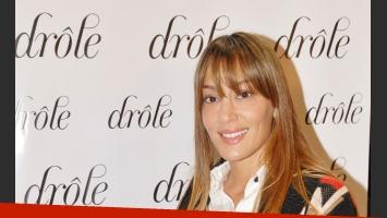 Sol Estevanez, dijo presente en la inauguración de Drole (Foto: Focus Press).