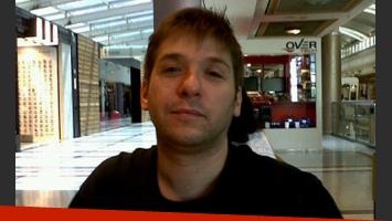 Gastón Trezeguet escribió en Twitter tras su misteriosa desaparición (Foto: Web).