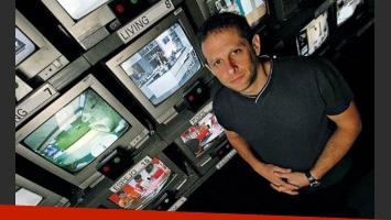Marcos Gorbán, ex productor de GH. (Foto: Web)