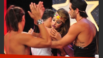 Shanna, eliminada por segunda vez de Soñando por bailar 2. (Foto: Ideas del Sur)