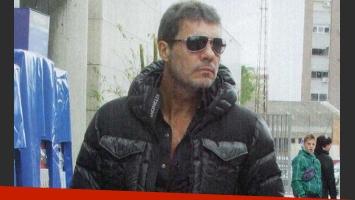 "A lo ""Su"": Marcelo Tinelli se animó al animal print. (Foto: Revista Caras)"
