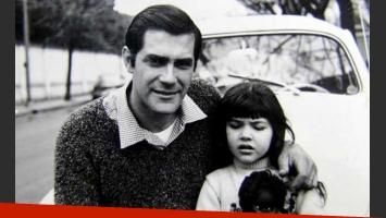 Una imagen de La Negra en su infancia. (Foto: www.ronniearias.com)
