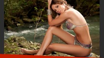 Paula Chaves, la mujer más sexy de la farándula para los usuarios de Ciudad.com. (Foto: Web)