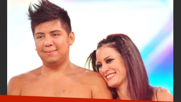 Mariano de la Canal ganó la semifinal de Soñando por bailar 2012 ( Fotos: Alejandro Fiore/ Ideas del Sur)