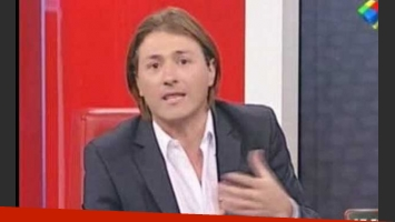 Fuerte cruce mediático entre Daniel Gómez Rinaldi y Jorge Rial.