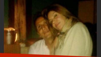 Romance confirmado: María Carámbula junto a Juan Pablo Varsky (Foto: Web)