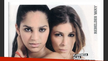 Clarisa Abreu y Florencia González, las diosas charrúas que deslumbraron en la casa de Gran Hermano 2012.  (Foto: Hombre)