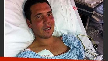 Dustin Hoffman le salvó la vida a una persona que sufrió un paro cardíaco. (Foto: thesun.co.uk)