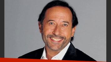 Francella, feliz el nuevo horario de El hombre de tu vida. (Foto: Web)