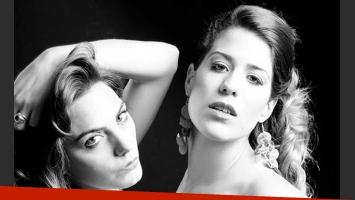 Daniela Rocca y Ailín Borren. (Foto: Ale Santiago)