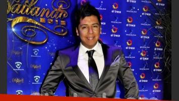 Mariano de la Canal cumple su sueño de estar en Bailando 2012  (Foto: Jennifer Rubio).