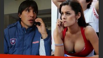 Larissa Riquelme se peleó con Jonathan Fabbro por una supuesta infidelidad