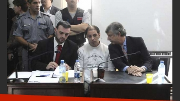 Eduardo Vásquez fue condenado a 18 años de cárcel por el crimen de su esposa, Wanda Taddei. (Foto: Telam)