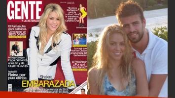 Una revista colombiana da como confirmado el embarazo de Shakira.