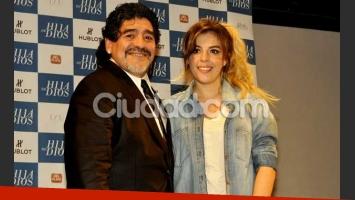 """El """"sincericidio"""" de Dalma Maradona:"""