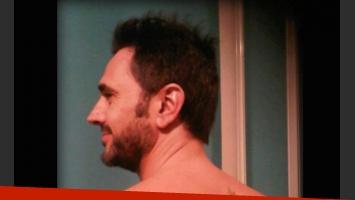 Leo Montero, con nuevo look (Foto: Web)