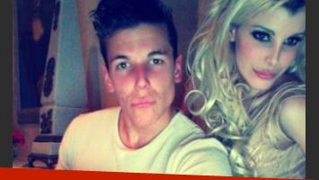 Alexander y Charlotte Caniggia, los mellizos que Tinelli quiere en ShowMatch (Foto: Web).