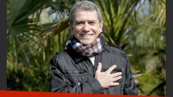 Carta de adiós de Angel de Brito a Juan Alberto Badía. (Foto: diario Clarín)