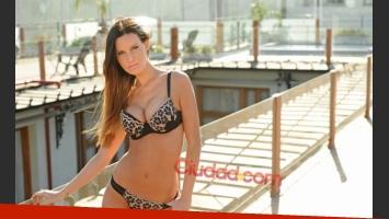 Natalie Weber, botinera súper sexy. (Foto: Maxi Didari)