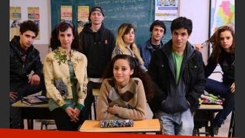 La nueva ficción de Encuentro, con Dalma Maradona y Julián Serrano.